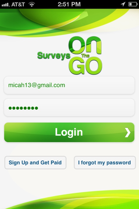 ongo surveys codes apps that pay pt 9 surveys on the go micahfoster 7979